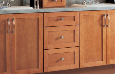 Take a closer look at popular cabinet door styles scott hall remodeling - Stylish knob styles that can enhance your kitchen cabinets ...